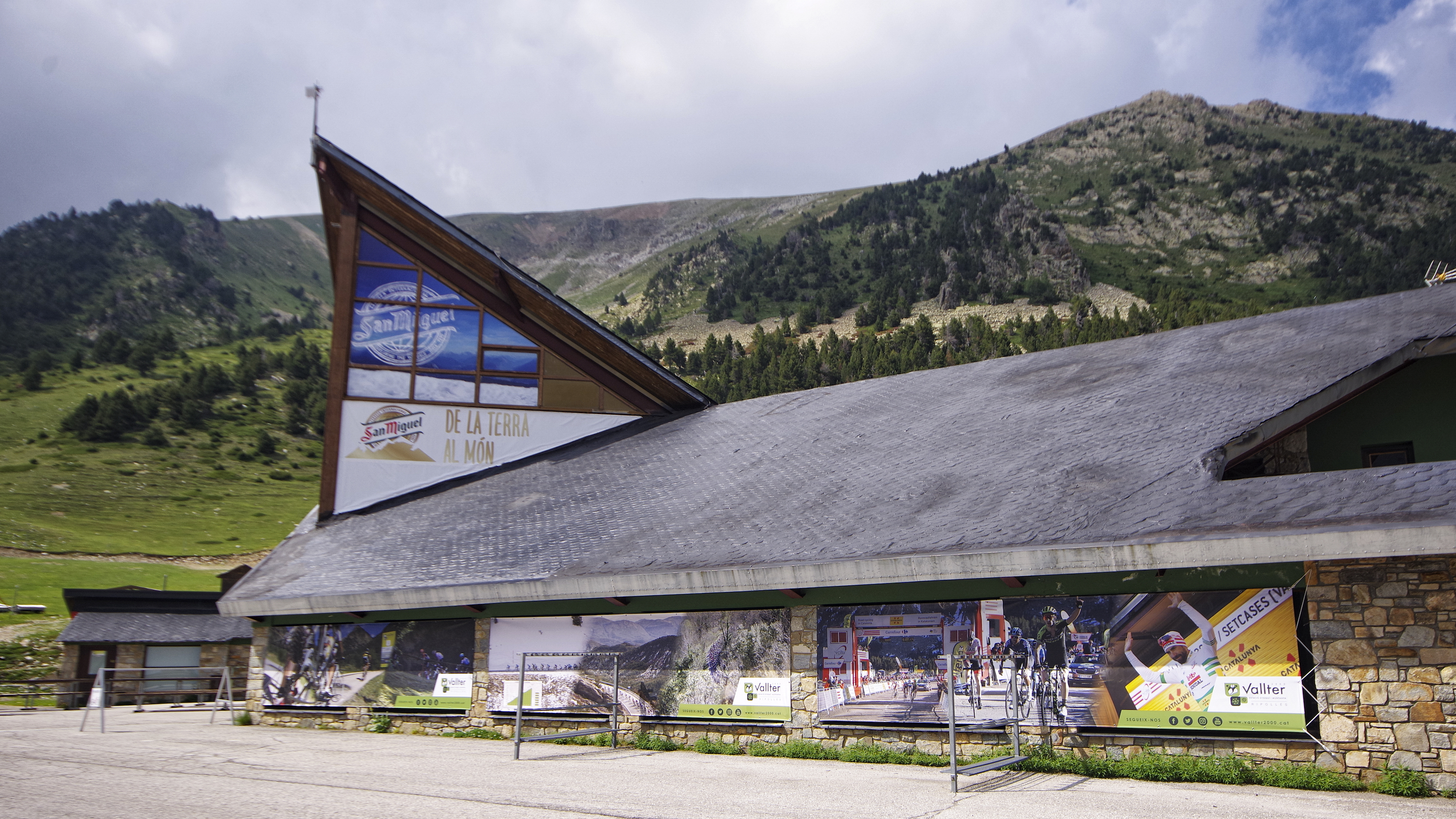 Vallter 2000 Bar Cafeteria
